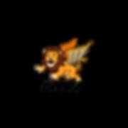 Flying Lion Aerial Fitness Logo