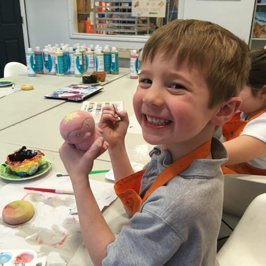 Summer Visual Art Camps for Kids