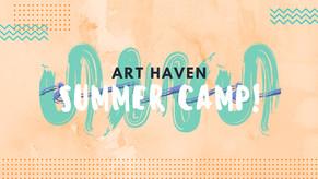 Art Haven Summer Camp 2019