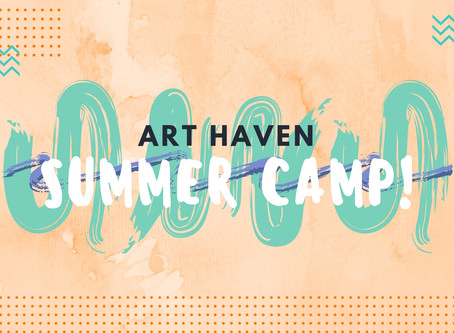 Art Haven Summer Camp 2019