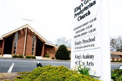 Our home at King's Grant Presbyteria