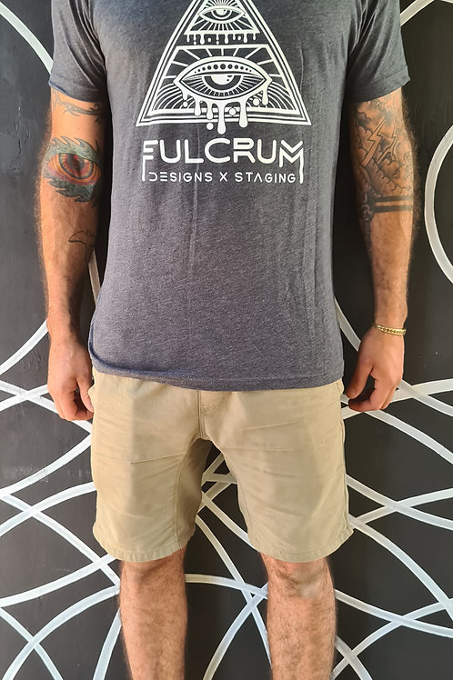 Men's Fulcrum Designs AS Colour Shirts