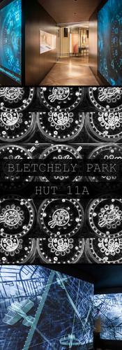 Bletchely Park - Hut 11a