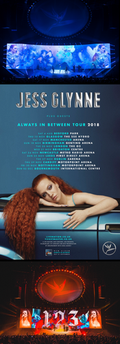 Jess Glynne Arena Tour