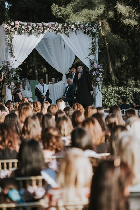 Ceremonia judía en barcelona