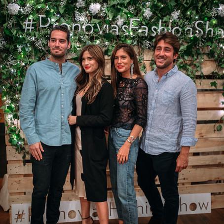 Cena de bienvenida de Pronovias Bridal Fashion Week