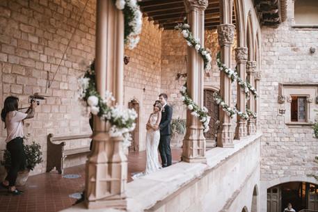 Guirnaldas decorativas para crear espacios románticos