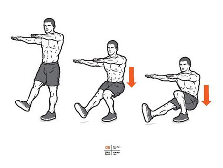 Progress Your Way to Pistol Squats