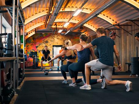 De-load Week Leo Gym 1/4/19 CrossFit Marlow