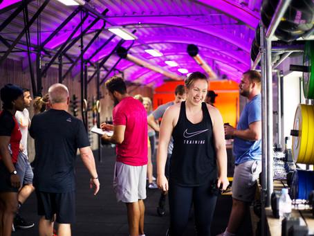 Leo Gym Workout Week 3/6/19 CrossFit Marlow