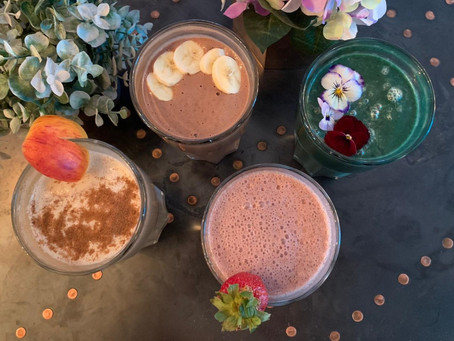 Leo Café Smoothies:  A Guide to the Superfood Ingredients!