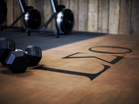 Leo Gym Workout Week 15/4/19 CrossFit Marlow