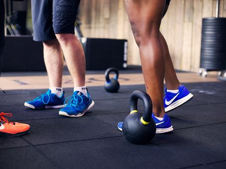 Leo Gym Workout Week 6/5/19 CrossFit Marlow