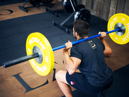 Leo Gym Marlow Workout Week 20/1/19 CrossFit