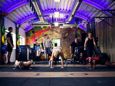 Make Functional Fitness a resolution you can keep this New Year