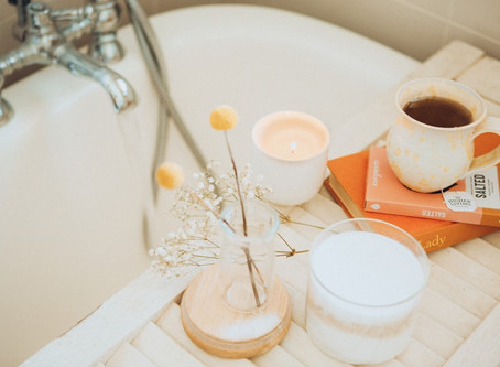 5 Self Care things to do to unwind from a busy day...