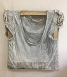 Cloth on my Frame, Oil on Canvas