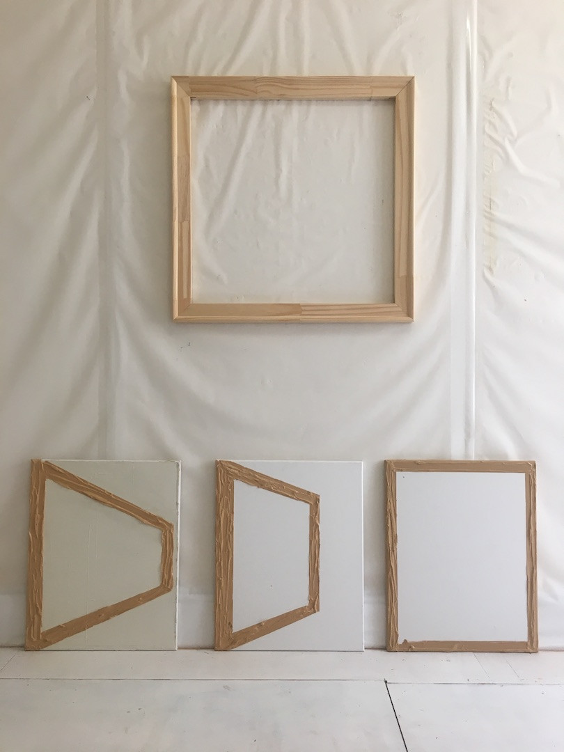 Painting Framing Painting 1, 2, and 3