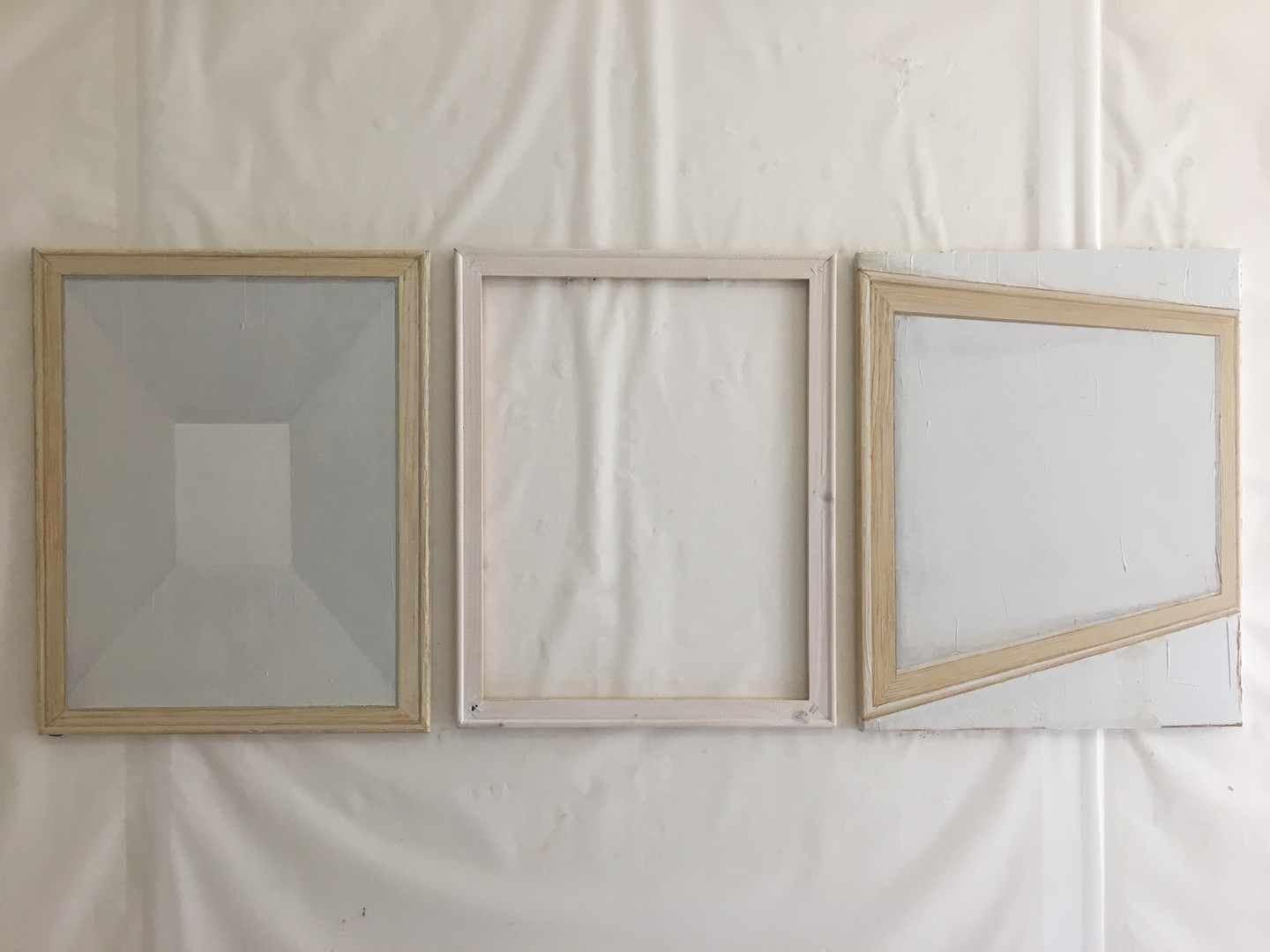 Painting Frame Space 1 and 2