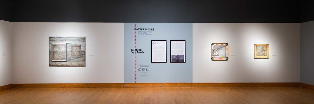 Matter Makes Space at Polk Museum of Art