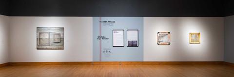 Matter Makes Space at Polk Museum of Art