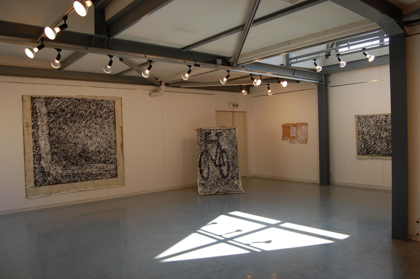 Cité Internationale des Arts, 2007
