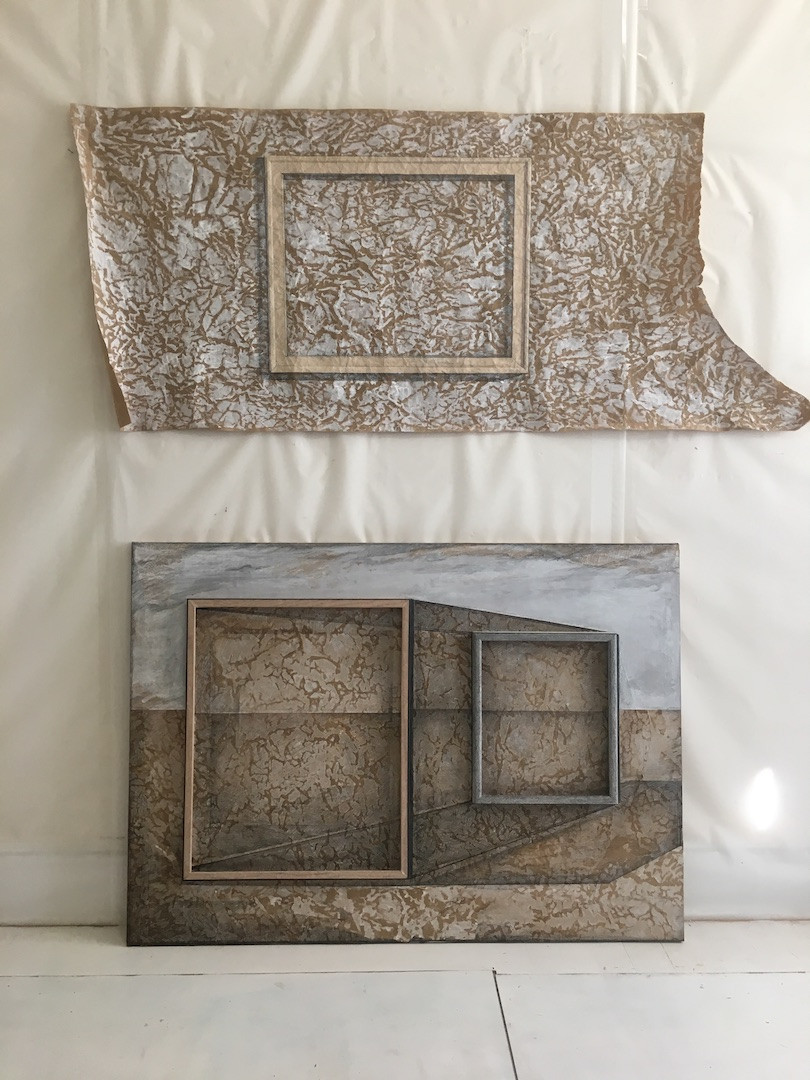 Frames of Matter l (bottom), 2014