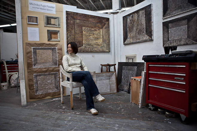 Michiko Fujii Fowler and her works