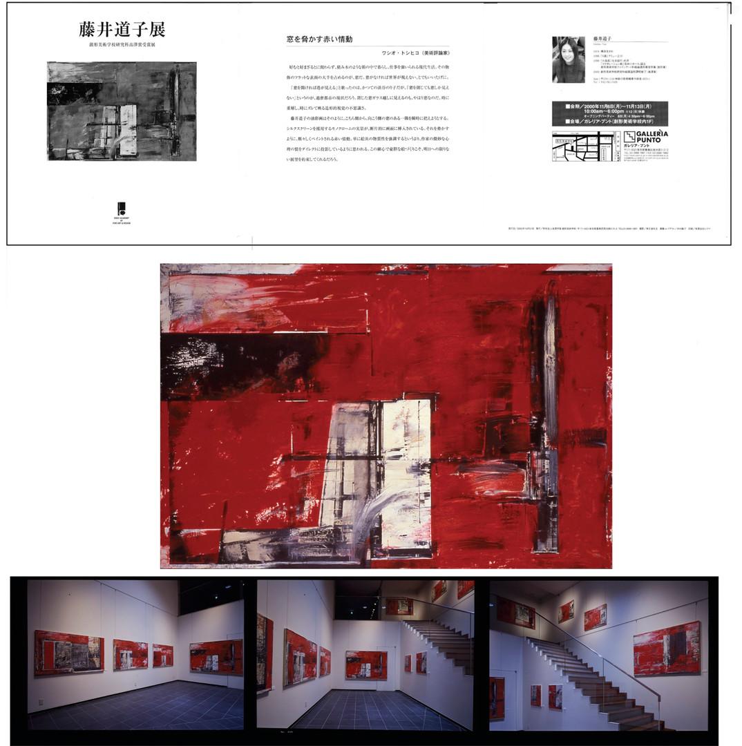 Takazawa Award Exhibition, 2000