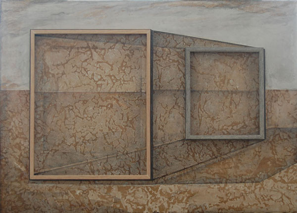 Frames of Matter l, 2014