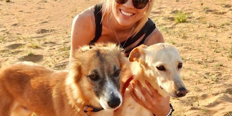 Sunrise Social Distance Volunteer Doggy Walk
