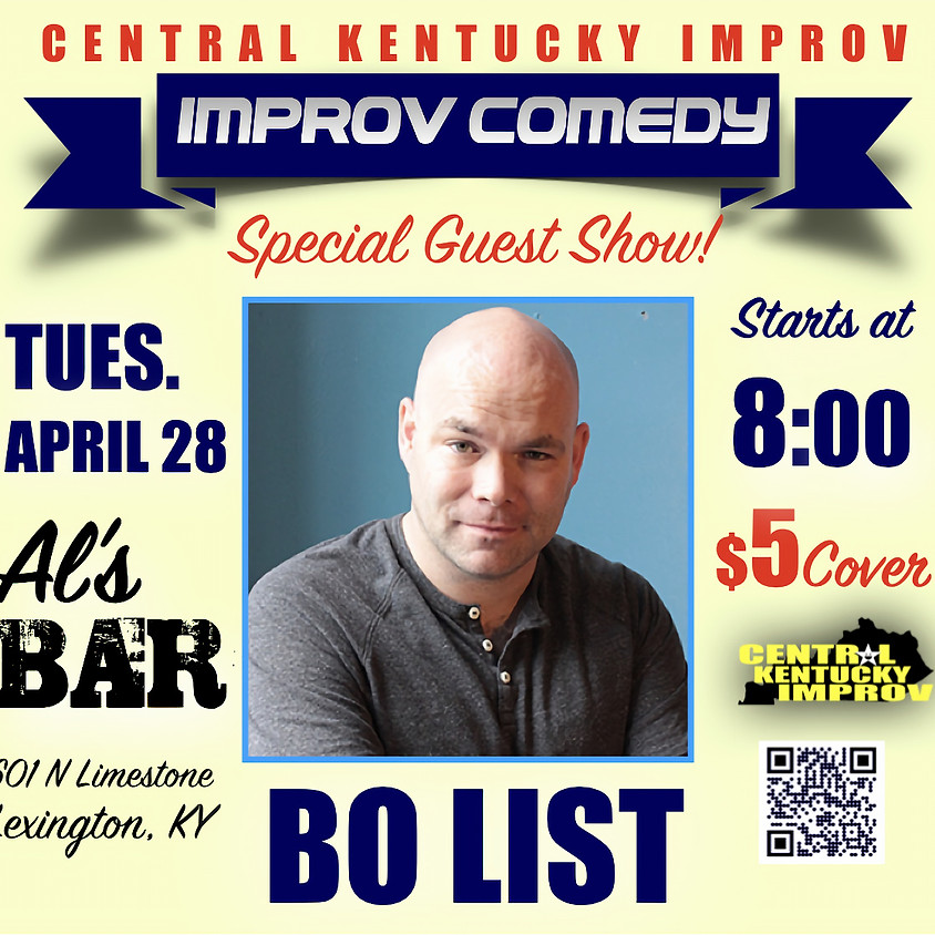 Al's Bar CKI Show! feat. Bo List