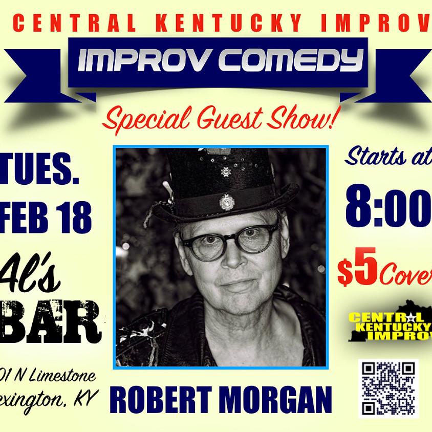 Al's Bar CKI Show! feat. Robert Morgan