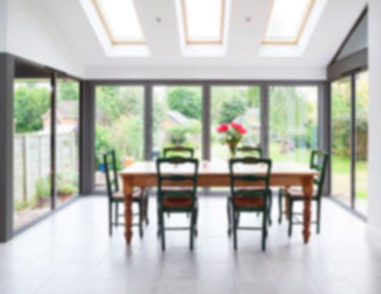bi fold doors - energy rated A+ - gillingham, kent, england