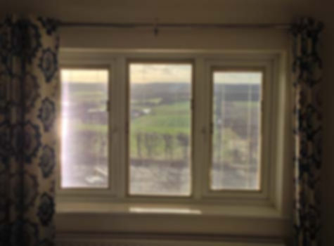 In window blinds - magnetic, motorised and hard wired electric blinds | Windows 4 Less Integrated Blinds