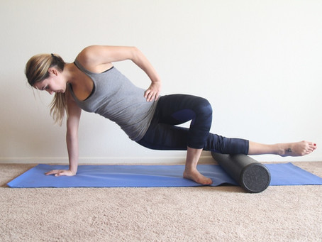 Foam Rolling: What is it and Why should you do it?