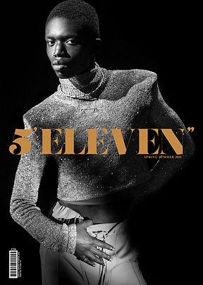 Jeremiah Berko 5ELEVEN Louis Vuitton