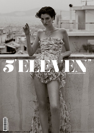 Spring Summer 2020 - Manon Leloup Cover