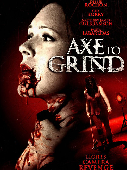 Axe to Grind DVD