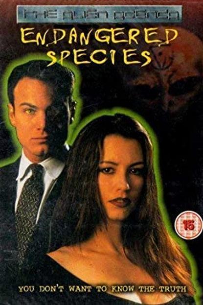 The Alien Agenda: Endangered Species (UK version) DVD