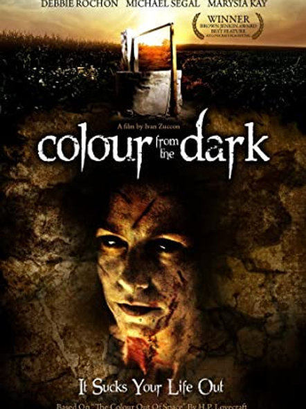 Colour From The Dark DVD