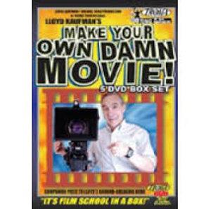 Make Your Own Damn Movie 5 DVD set