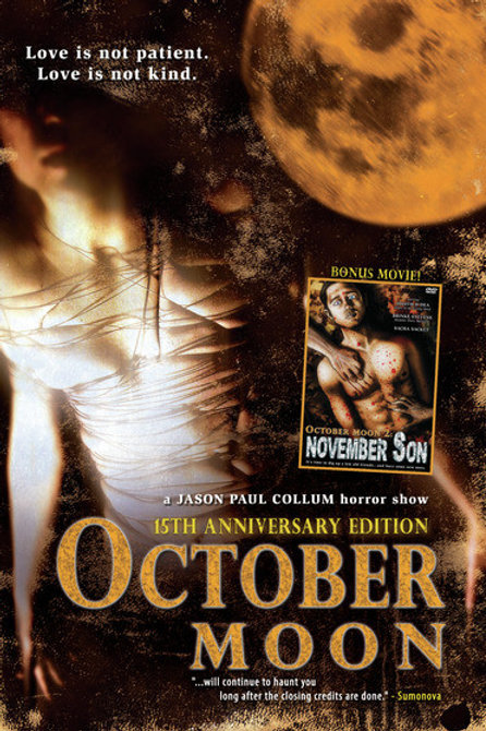 Octomer Moon & November Son DVD double feature