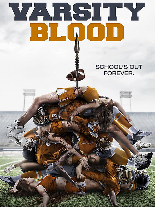 Varsity Blood DVD