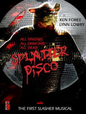 Splatter Disco DVD