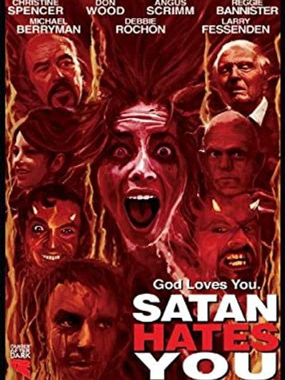 Satan Hates You DVD