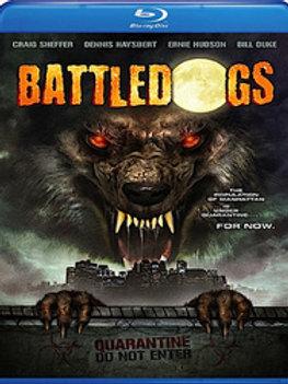 BattleDogs Blu-ray