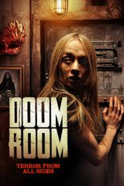 DOOM ROOM DVD