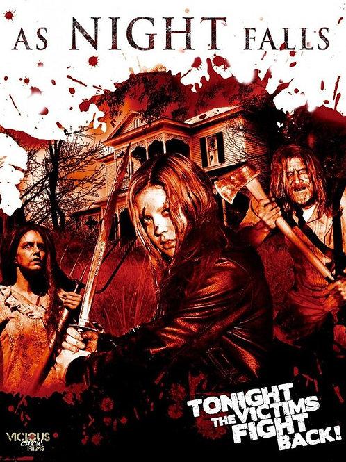 As Night Falls DVD