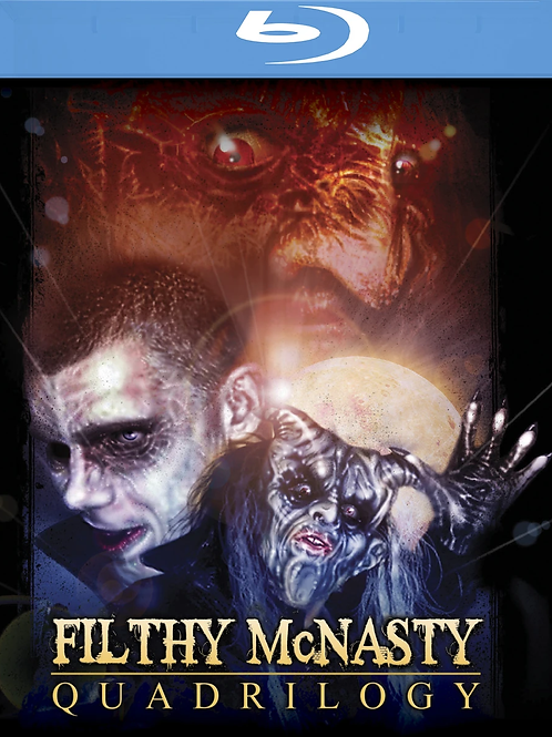 Filthy McNasty Quadrilogy Blu-Ray
